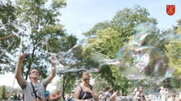 Bubble Day w Kraśniku